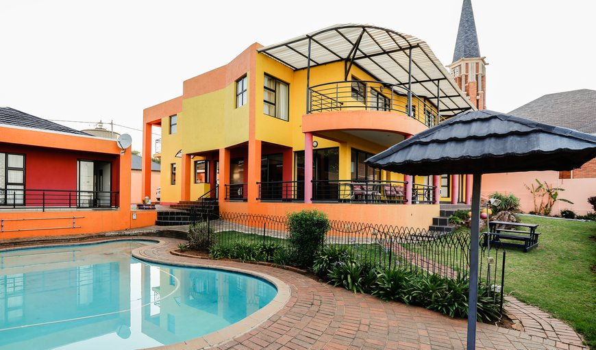 Welcome to Grand View B&B in Auckland Park, Johannesburg (Joburg), Gauteng, South Africa