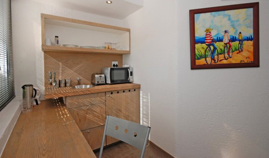 Suite 2 - Kitchenette