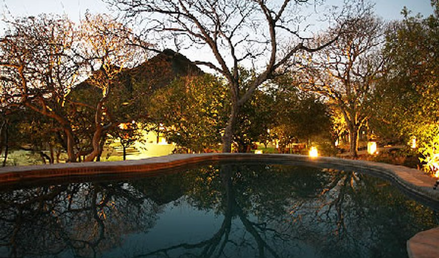 Toshari Lodge in Etosha National Park, Kunene, Namibia