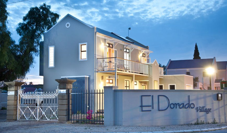 Eldorado Private Collection Self Catering Apartments. in Oudtshoorn, Western Cape , South Africa