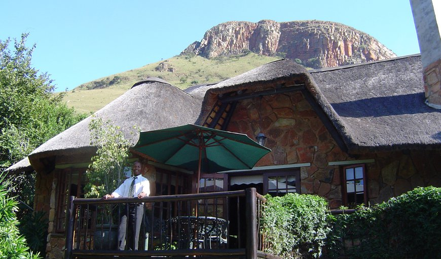 Forest Creek Lodge & Spa in Dullstroom, Mpumalanga, South Africa