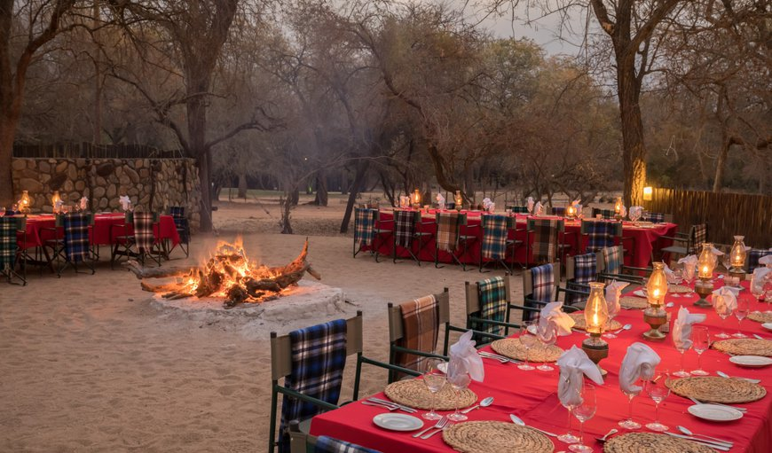 Boma Dinner in Hoedspruit, Limpopo, South Africa