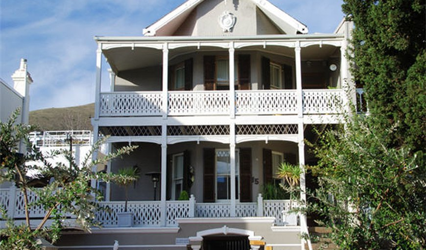 Wilton Manor Guest House in Green Point, Cape Town, Western Cape , South Africa