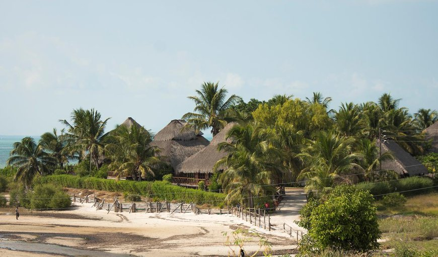 Welcome to Casa Chibububo Lodge in Vilanculos, Inhambane Province, Mozambique