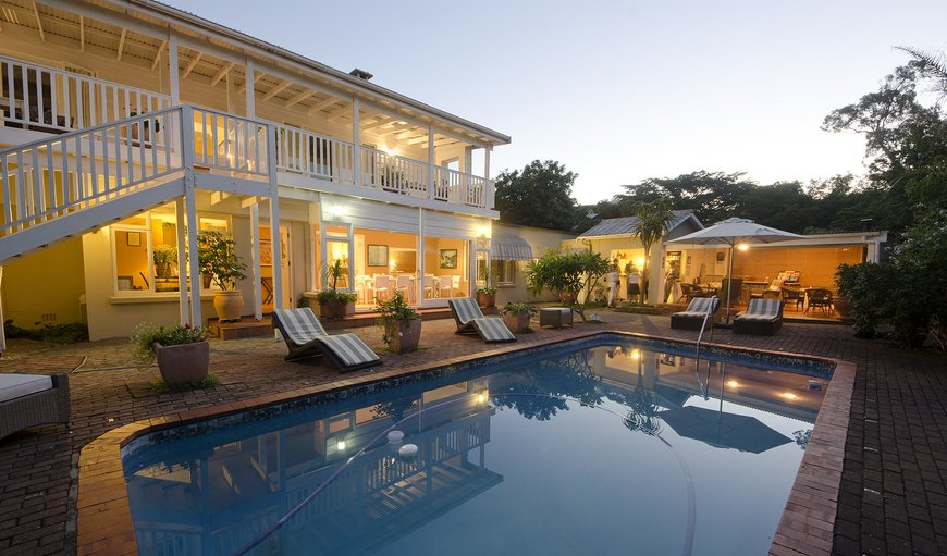 Cuningham's Island Guest House in Leisure Isle, Knysna, Western Cape , South Africa
