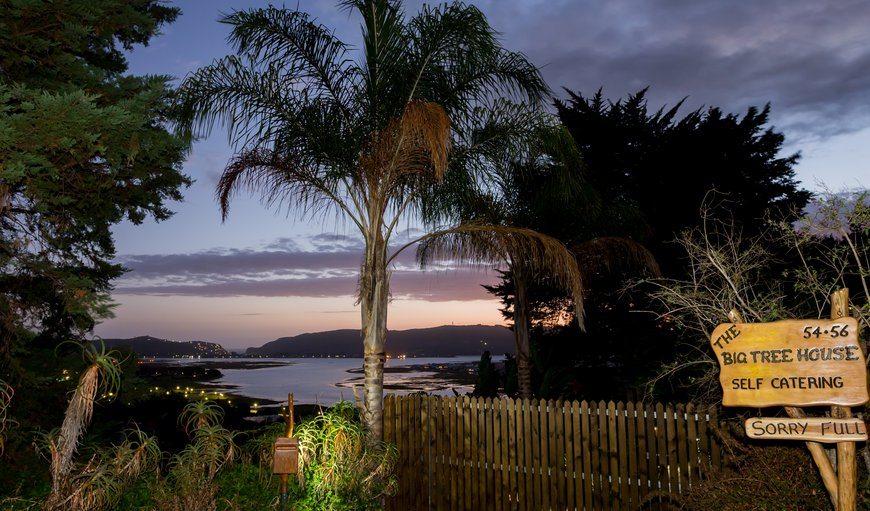 The Big Tree House Lodge in Upper Old Place, Knysna, Western Cape , South Africa