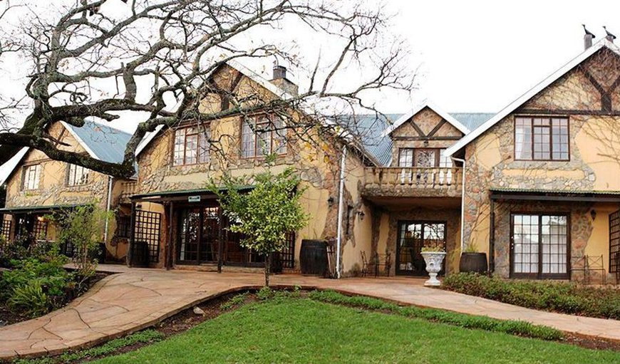 Portland Manor in Rheenendal, Knysna, Western Cape , South Africa