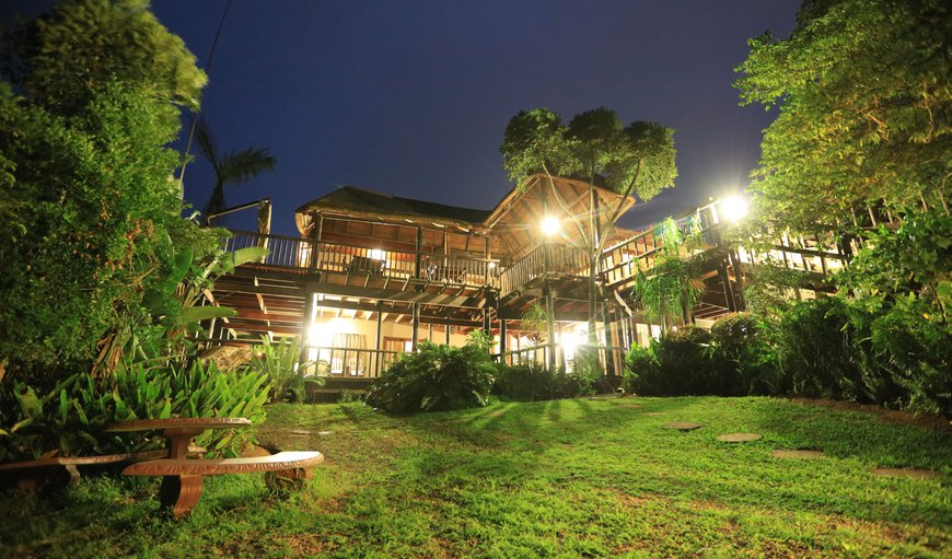Welcome to Ndiza lodge and cabanas in St Lucia, KwaZulu-Natal, South Africa