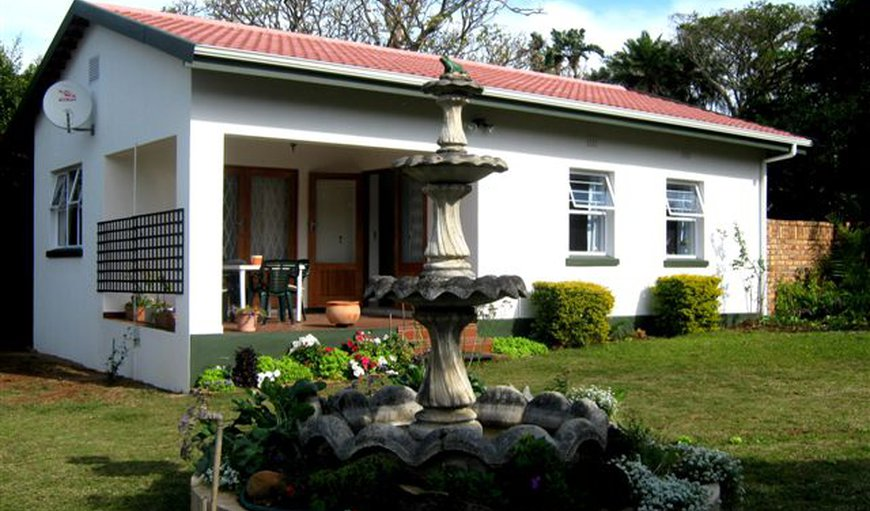 Unit 2 cottage in Umtentweni, KwaZulu-Natal, South Africa
