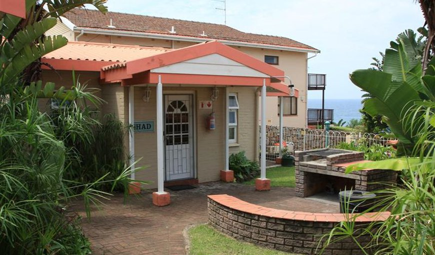 Welcome to Shad Cottage in Uvongo, KwaZulu-Natal, South Africa