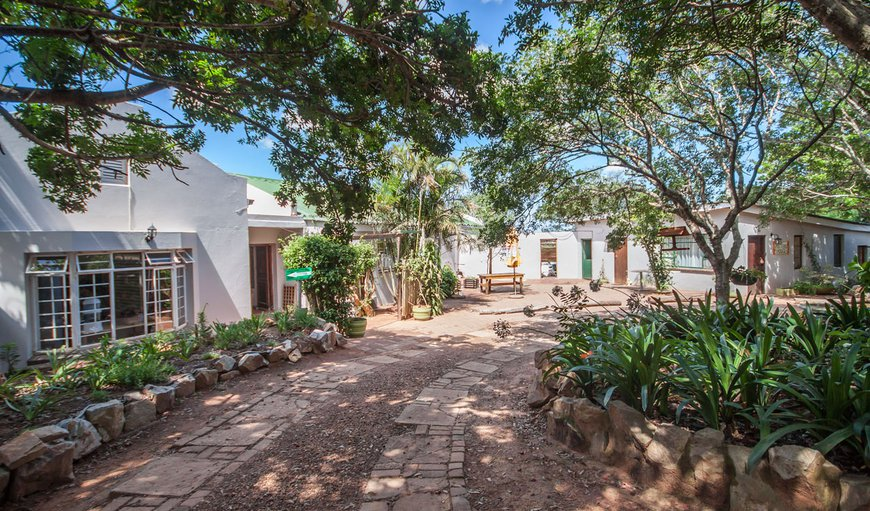 Welcome to  Woodlands Cottages & Backpackers  in Kenton-on-sea, Eastern Cape, South Africa