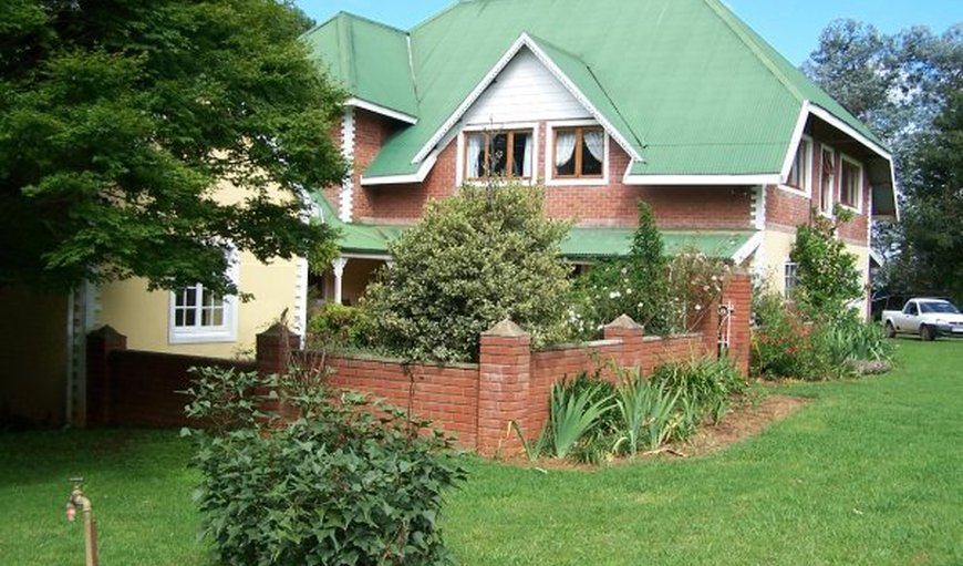 Shafton Grange in Howick, KwaZulu-Natal, South Africa