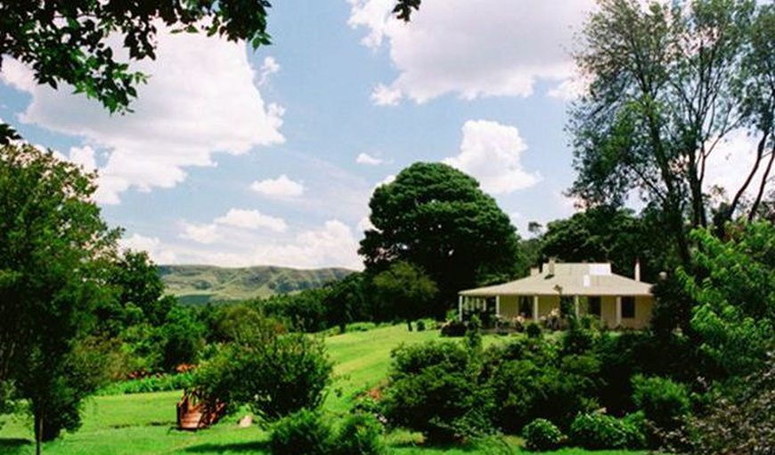 Thistledown Country House in Howick, KwaZulu-Natal , South Africa