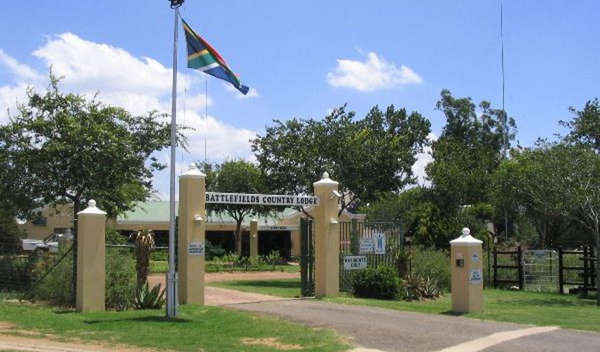 Battlefields Country Lodge in Dundee, KwaZulu-Natal , South Africa
