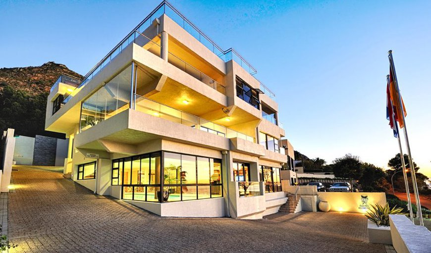 Oceana Palms Luxury Guest House in Gordon's Bay, Western Cape , South Africa