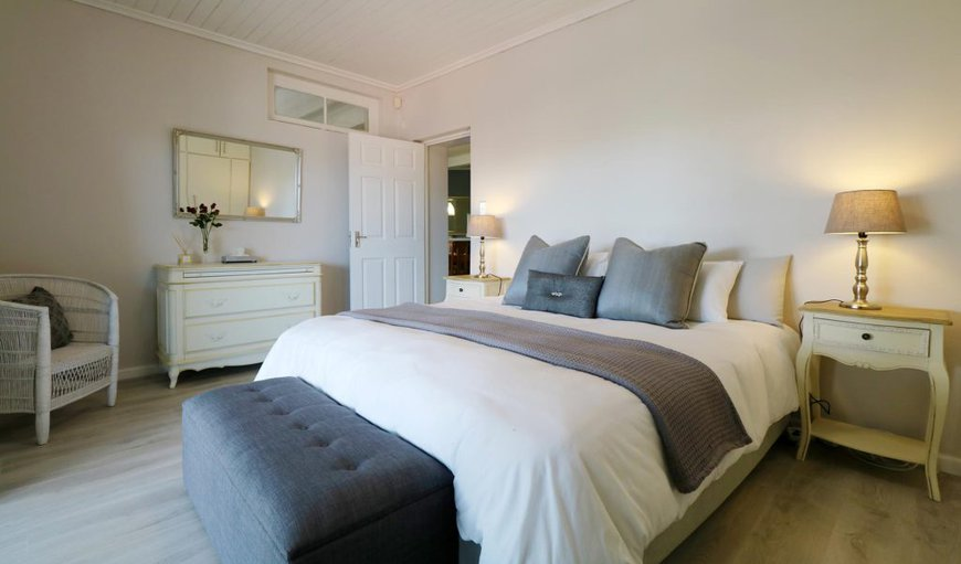 Oceana Beach house- Master bedroom
