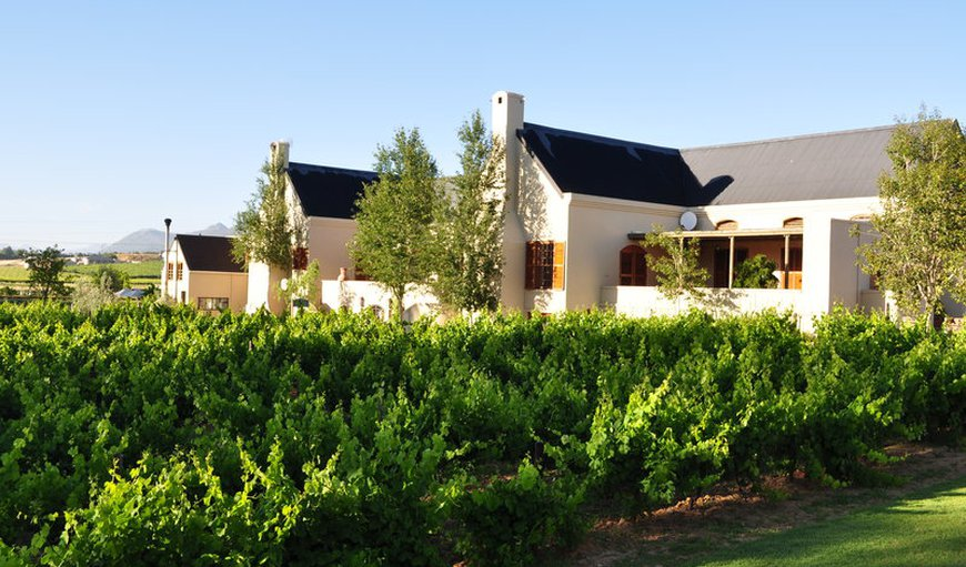 Le Bac Stay in Paarl, Western Cape , South Africa