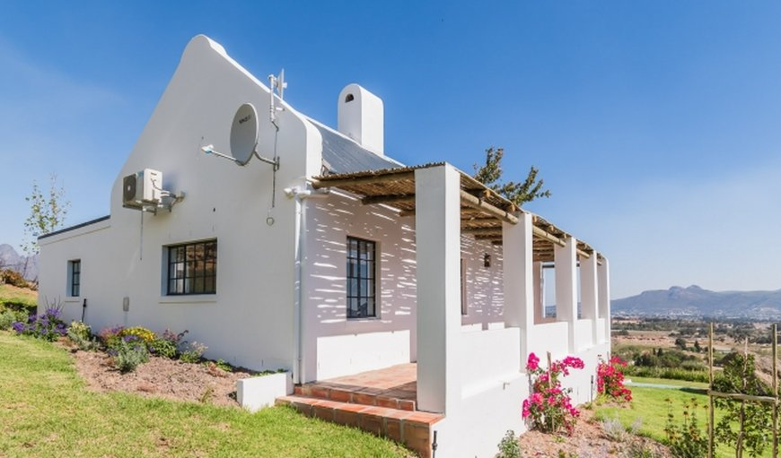 Protea Cottage in Paarl, Western Cape, South Africa
