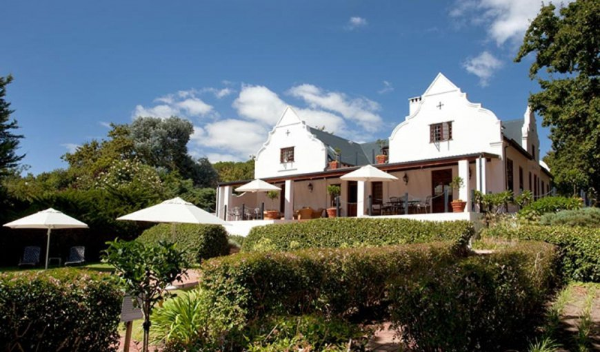 Vredenburg Manor House in Somerset West, Western Cape , South Africa