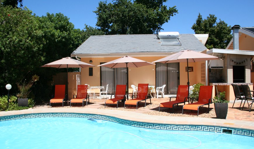 Pool & Rooms in Somerset West, Western Cape , South Africa