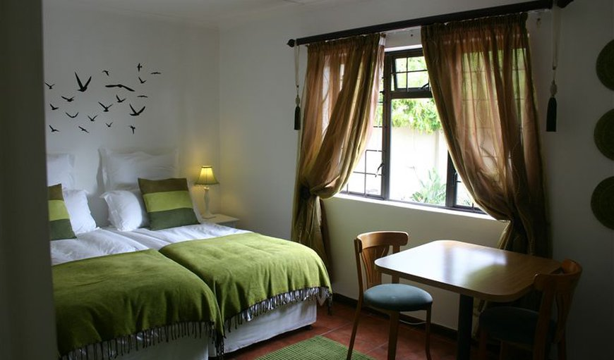 Eikelower Bed and Breakfast in Stellenbosch, Western Cape, South Africa