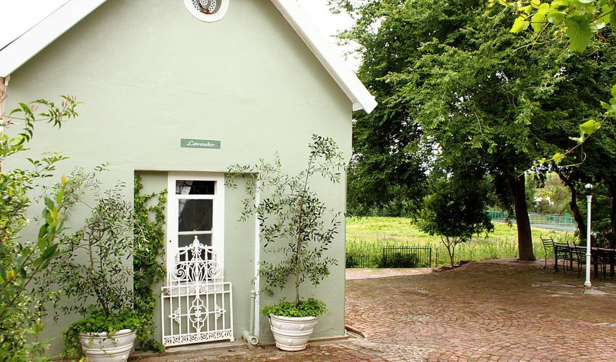 The Lavender Cottage  in Wellington, Western Cape , South Africa