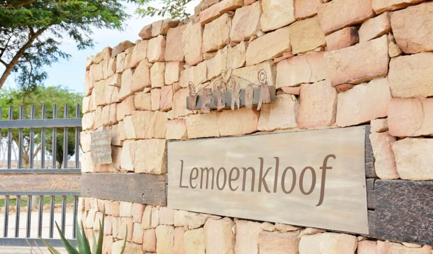 Welcome to Lemoenkloof Guest Farm in Klawer, Western Cape, South Africa