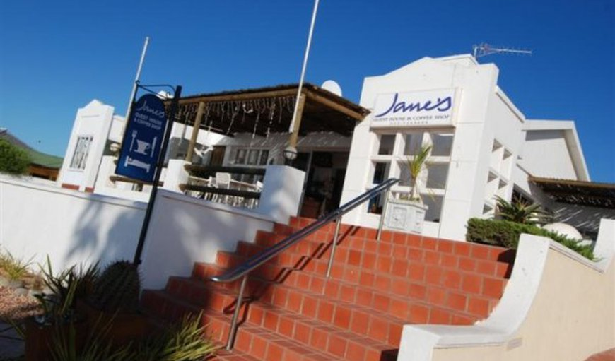 Jane's Guest House in Saldanha Bay, Western Cape , South Africa