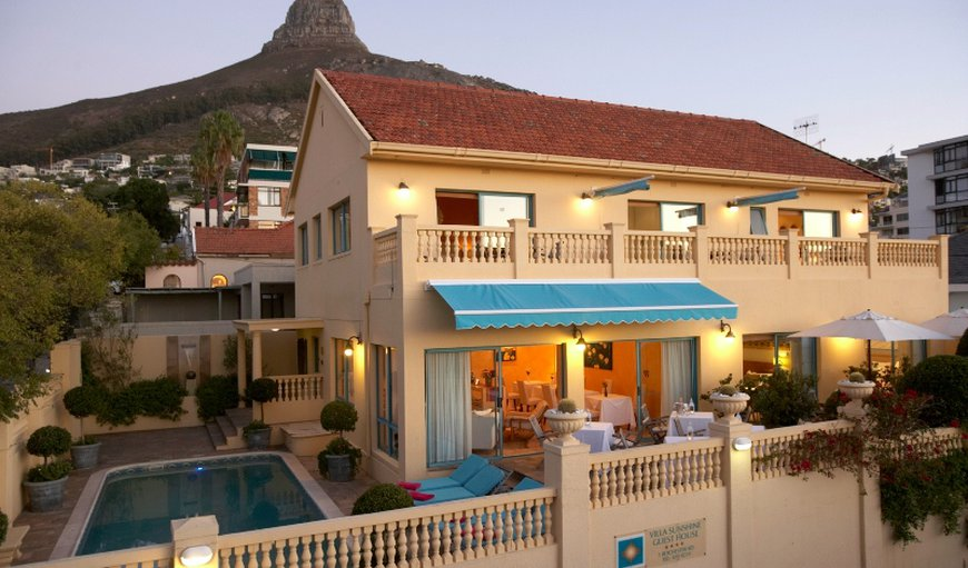 Villa Sunshine in Bantry Bay, Cape Town, Western Cape , South Africa
