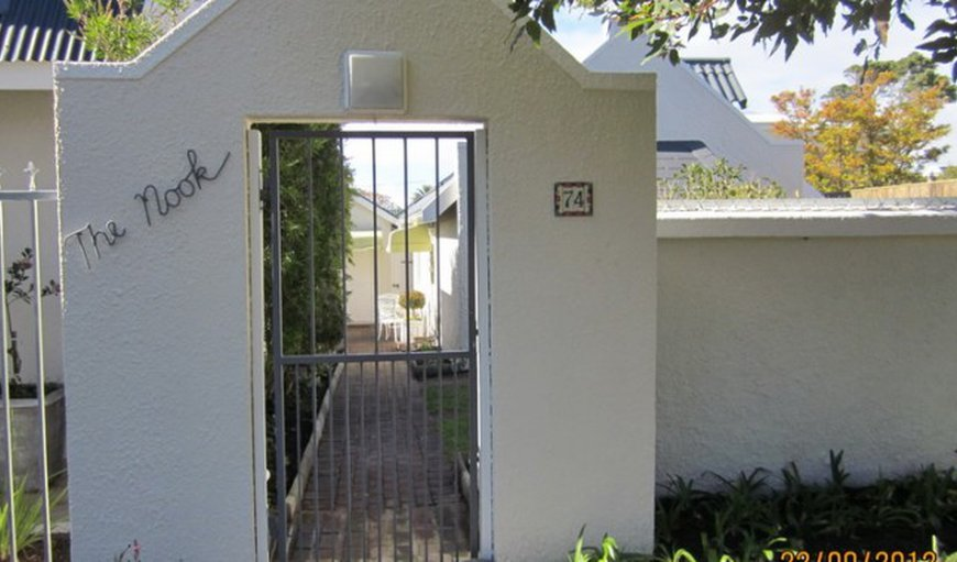 Quainton Cottages in Eastcliff, Hermanus, Western Cape , South Africa