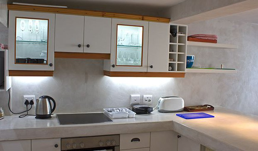 Fully Equipped and complete Kitchen