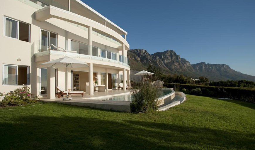 Atlantique Villa  in Camps Bay, Cape Town, Western Cape , South Africa