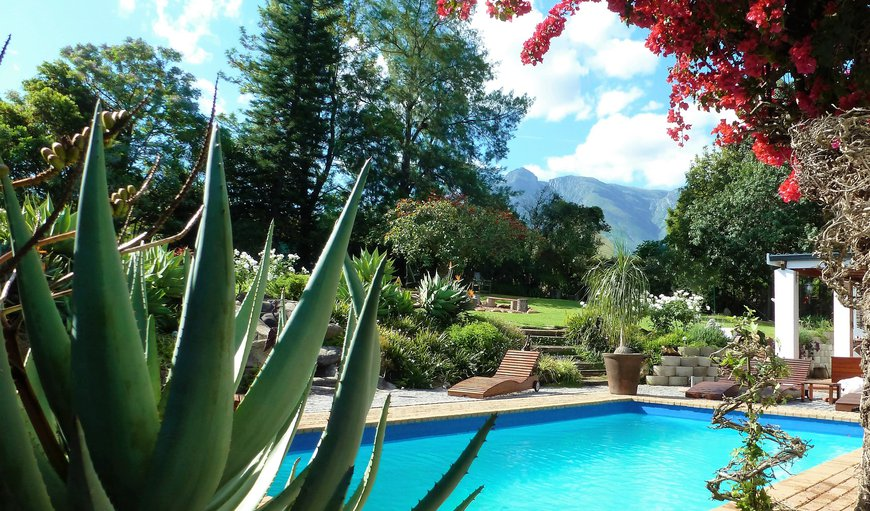 Marula Lodge Guesthouse in Swellendam, Western Cape , South Africa