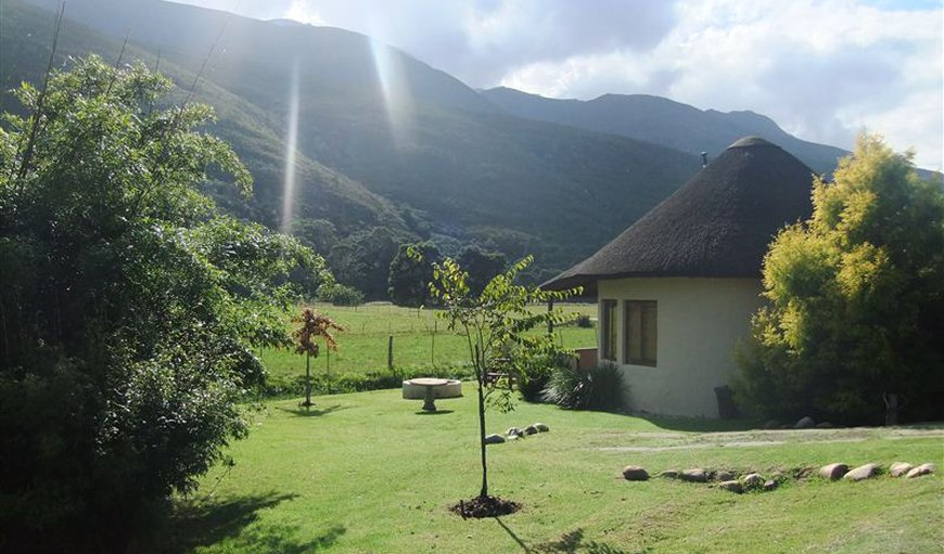 Frog Mountain Getaway in Swellendam, Western Cape , South Africa