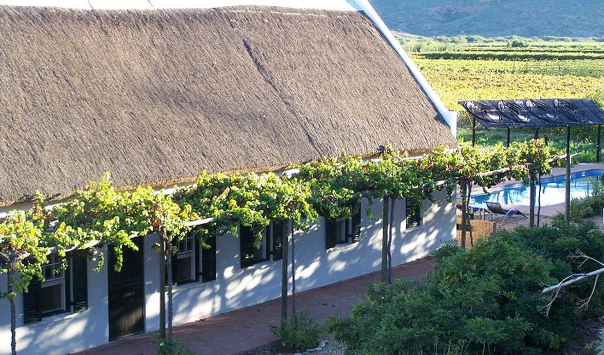 Soeterus Guest Farm in Calitzdorp, Western Cape , South Africa