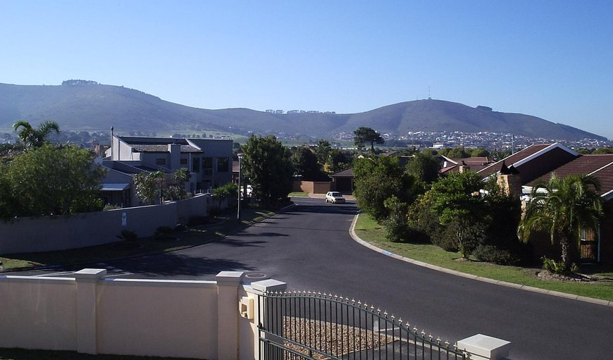 Beautiful view of Tygerberg hill