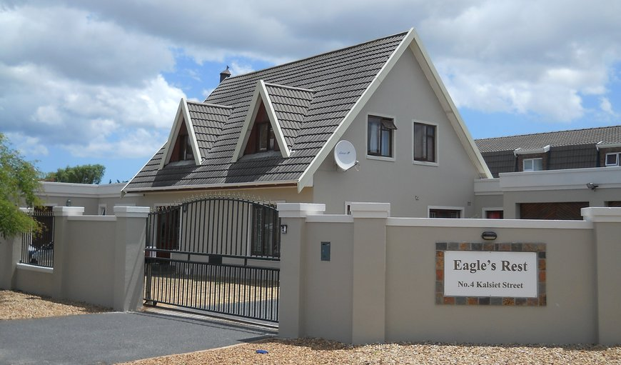 Eagles Rest B&B/Self-catering in Parow, Cape Town, Western Cape, South Africa