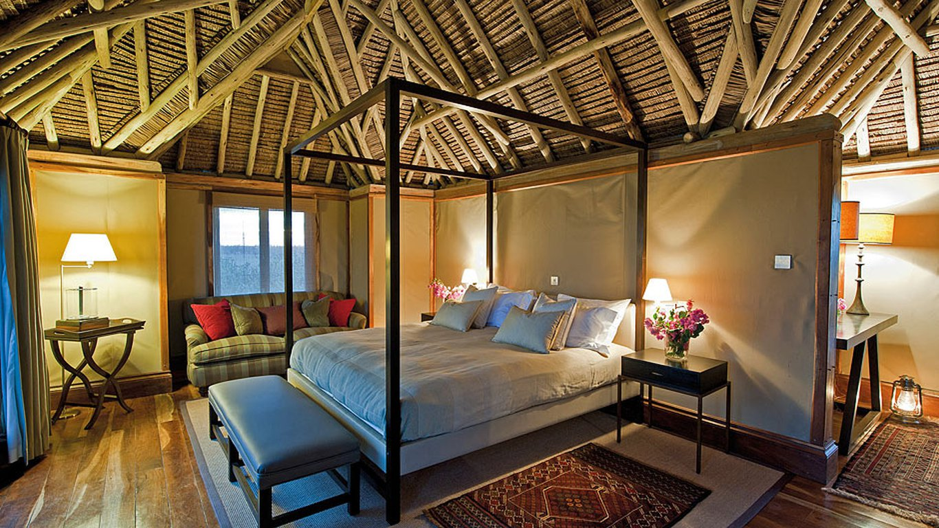 Segera retreat rooms 2