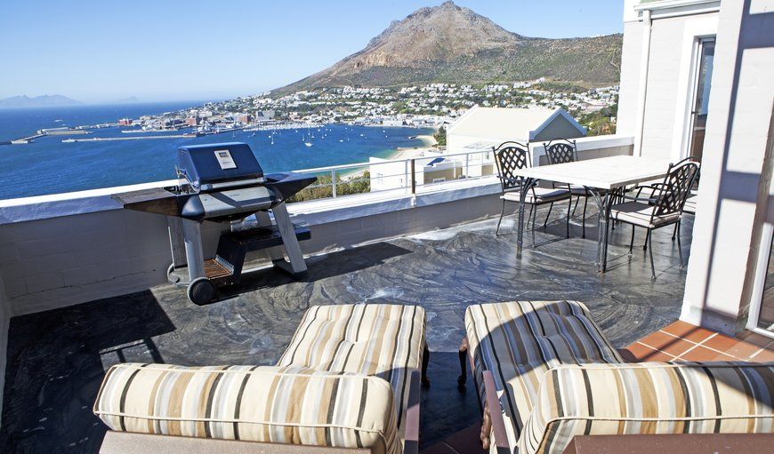 Simonstown Penthouse in Simon's Town, Cape Town, Western Cape, South Africa