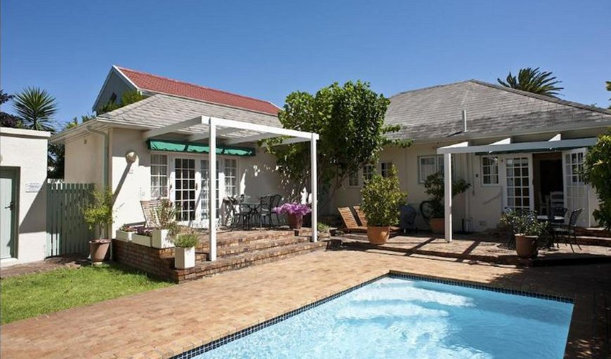 Welcome to Squirrels Way Cottage. in Newlands, Cape Town, Western Cape, South Africa