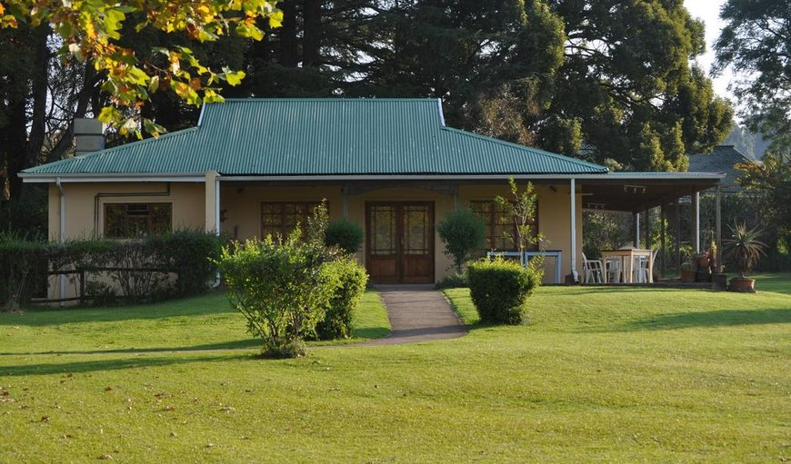 Welcome to Mulberry Hill Guest House in Howick, KwaZulu-Natal, South Africa