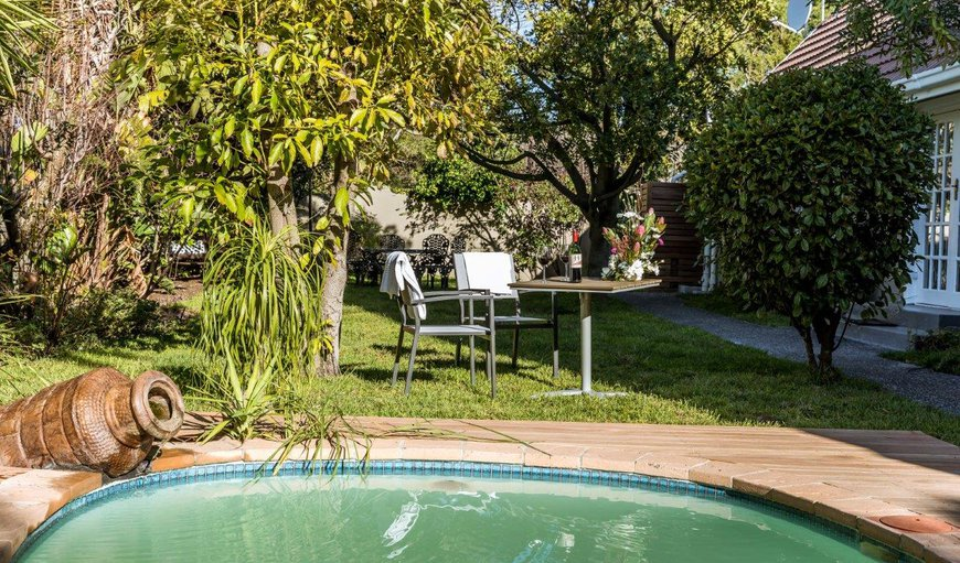 Guest House Le Petit Chateau in Durbanville, Cape Town, Western Cape, South Africa