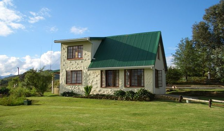 Eagles' Rock Mountain Retreat in Underberg, KwaZulu-Natal , South Africa