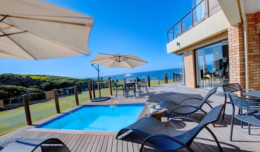African Oceans Manor on the Beach in Mossel Bay, Western Cape, South Africa