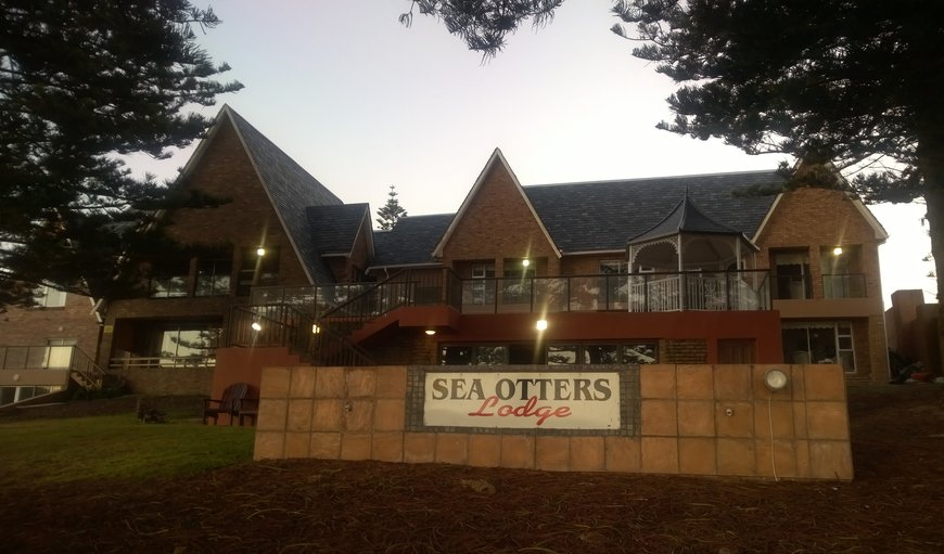 Sea Otters Lodge in Port Elizabeth, Eastern Cape, South Africa
