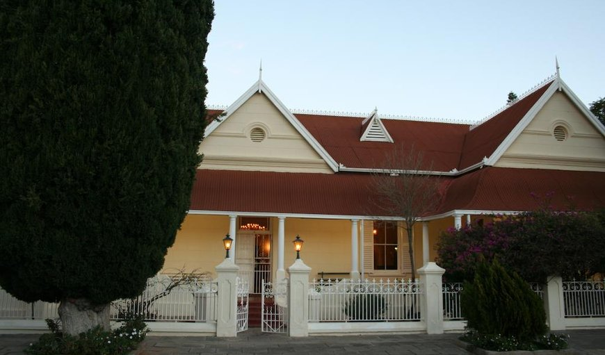 Karoopark Guest House in Graaff Reinet , Eastern Cape, South Africa