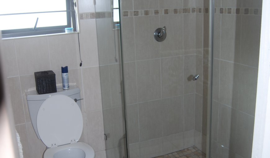 Bathroom in 1 bedroom self catering unit