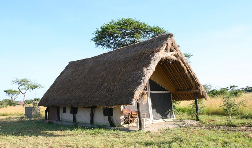Robanda Tented Camp in Serengeti National Park, Tanzania, Tanzania, Tanzania