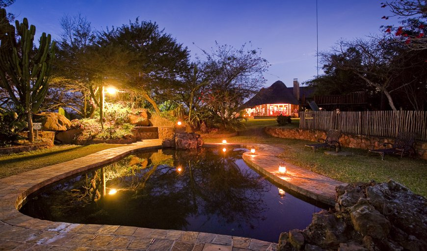 Gwahumbe Game and Spa in illovo, Durban, KwaZulu-Natal, South Africa