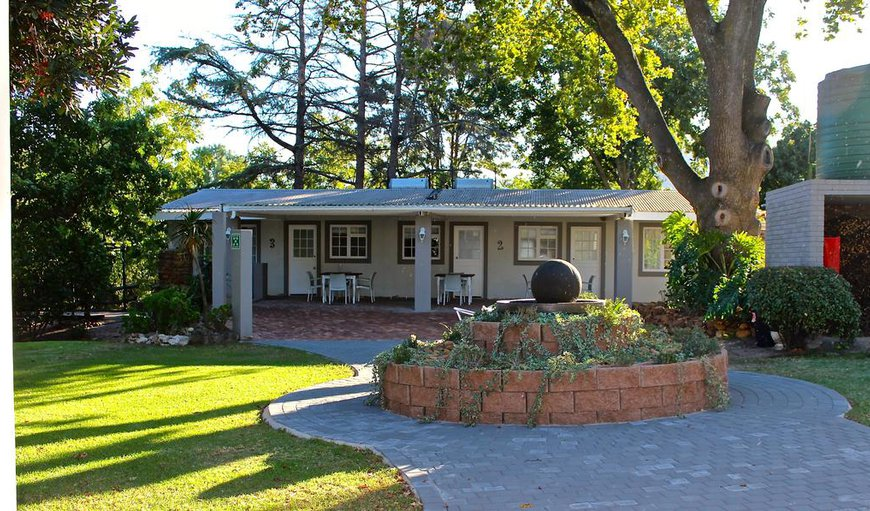 Nuwerus Lodge in Paarl, Western Cape , South Africa